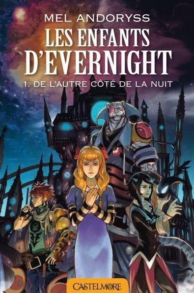 les enfants d'evernight 1
