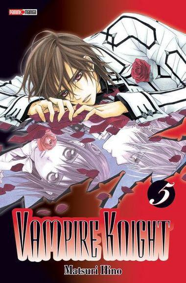 vampire knight 5