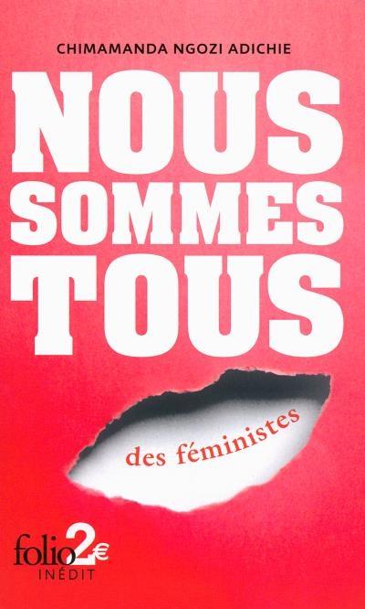 nous sommes tous des feministes