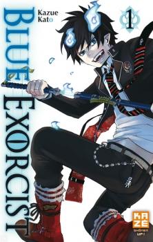 blue exorcist 1