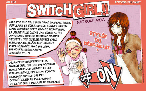 switch girl résumé