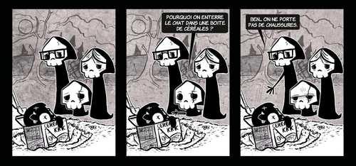 petite mort illu