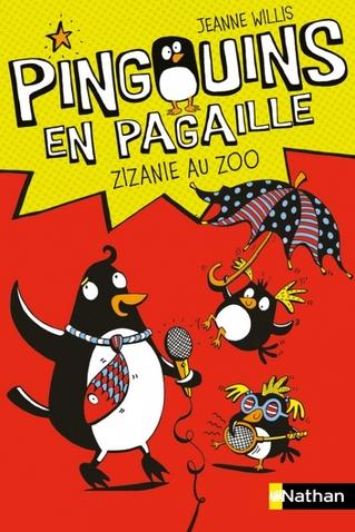 pingouins en pagaille 1