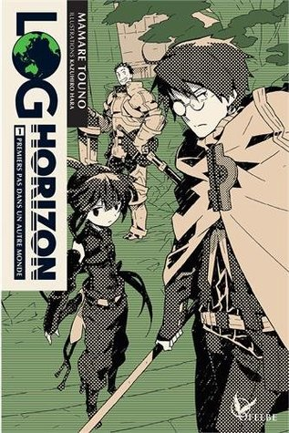 log horizon 1